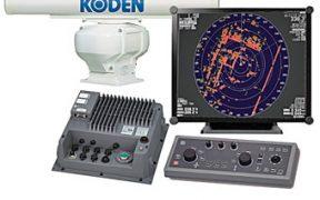 Koden Black Box Radars
