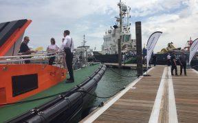 Seawork returns to Mayflower Park