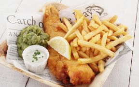 TOP SIX YOUNG FISH FRIERS
