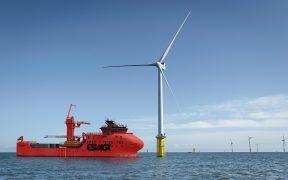 Windfarm Service Vessels