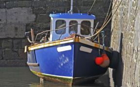 Lost Fishermen's Memorial Service