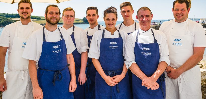 UK SEAFOOD RESTAURANT OF THE YEAR