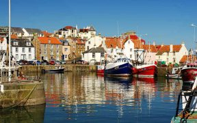 SCOTTISH FISHING INDUSTRY DEMANDS FULL CONTROL OF UK WATERS