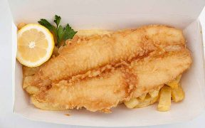 UK's Top Fish and Chip marketers announced