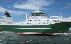 New vessel for Ocean Choice