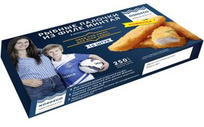 Russian Fishery Group starts fish finger production