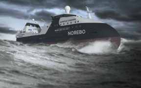 Keel is laid for new Norebo trawler