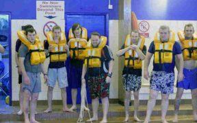FISHERMEN ENCOURAGED TO TAKE FREE SAFETY TRAINING COURSES