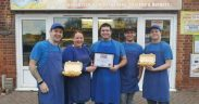 HAMPSHIRE FISH BAR SCOOPS AWARD