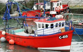 KILLYBEGS FISHERS CALL FOR BREXIT MEASURES