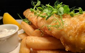 NATIONAL FISH AND CHIP AWARDS CEREMONY