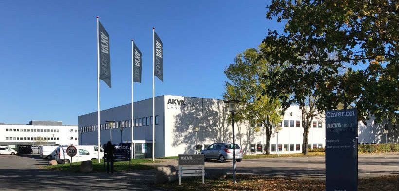 AKVA Group Land Based new offices in Denmark