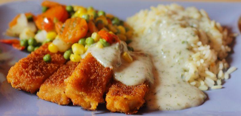 Waitrose launches fishless fingers