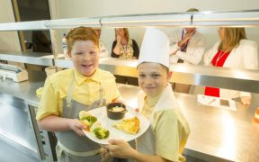 CREATE A NEW DISH FOR YOUR SCHOOL MEAL