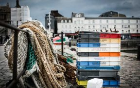 IRISH AND FRENCH DISCUSS NO DEAL BREXIT FISHING FEARS