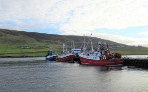 SHETLAND FISHERS CALL FOR CAUTION