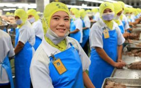 STRONG FOURTH QUARTER FOR THAI UNION
