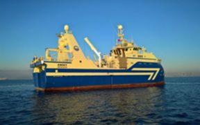 Icelandic Boat Back Fishing