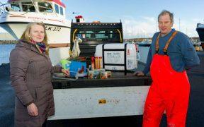 Safety Equipment for Shetland inshore Fleet