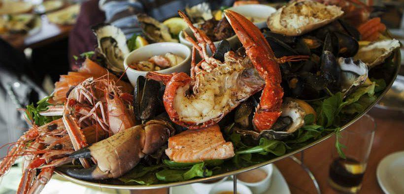 Scottish Seafood Showcased in Canada