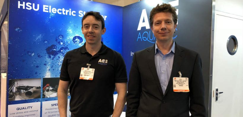 ACE AQUATEC SET TO STUN IN BOSTON