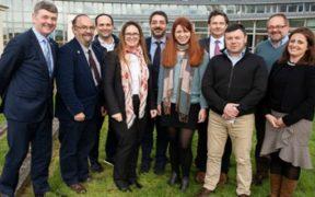 EUROFLEETSPLUS KICK OFF MEETING AT MARINE INSTITUTE