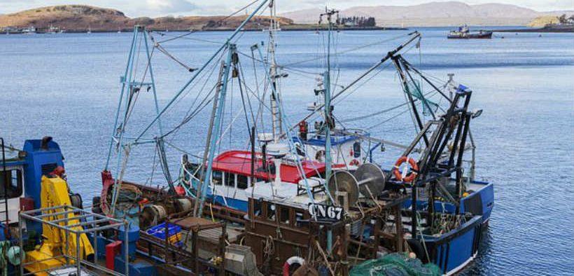 FUTURE OF FISHERIES IN SCOTLAND