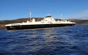 HAVYARD FERRIES MAKING FJORDS GREENER