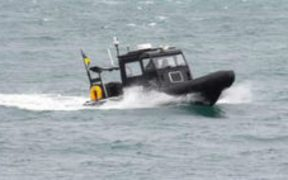 NEW FISHERIES PATROL VESSEL FOR SW ENGLAND