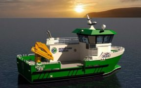 OCEAN FARM SERVICES ORDERS NET CLEANING UNITS