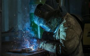 WOMEN WELDERS SUCCESS IN SALMON INDUSTRY