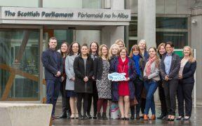 Women in Scottish Aquaculture