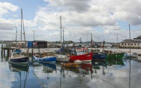 IRISH HARBOUR SUPPORT PACKAGE ANNOUNCED