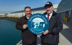 PETERHEAD FIRST PORT TO RECIEVE NEW SEAFOOD CERTIFICATION