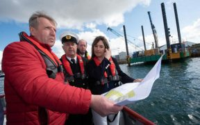 HARBOUR BUILDING OPENED IN CASTLETOWNBERE