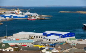 NEW LERWICK FISH MARKET