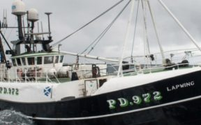 FISHING INDUSTRY UNITES