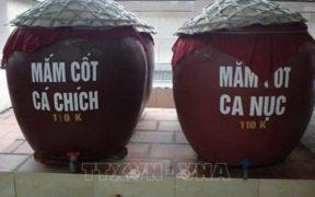 VIETNAMESE FISH SAUCE ENTREPRENEURS
