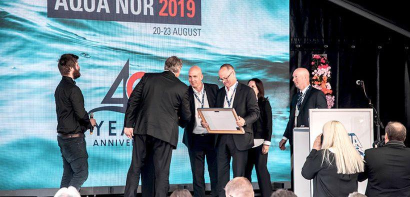 Benchmark Win 2019 Innovation Award