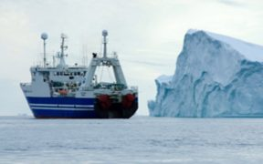 GREENLAND FISHERIES RESEARCH TRIP