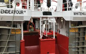 TRAWL DOORS AND SCALLOP GEAR