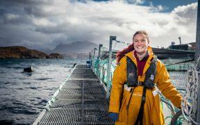 Loch Duart Salmon Protection