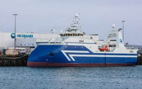 RECORD YEAR FOR ICELANDIC TRAWLER