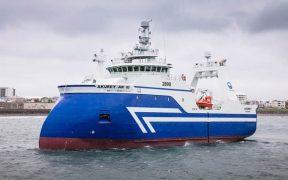 Icelandic fishing fleet keep the supplies coming in