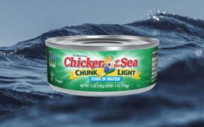 CHICKEN OF THE SEA DONATES