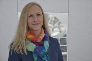 Renate Larsen CEO Norwegian Seafood Council