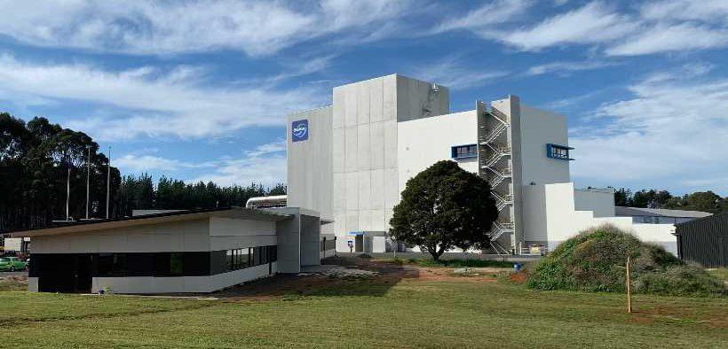 BIOMAR AUSTRALIA BEGINS PRODUCTION