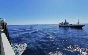 NORWEGIAN SANDEEL FISHERY STILL GOING