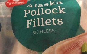 ALASKA POLLOCK TICKS ALL