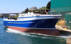 NEW STERN TRAWLER FOR NORWAY